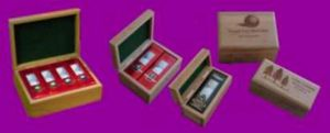 Wooden Gift Boxes, Tournament or Holiday Gift Boxes, Golf Box